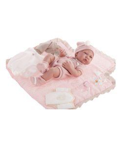Antonio Juan | Кукла-Младенец Кармелита С Пеленальными Принадлежностями 42 См