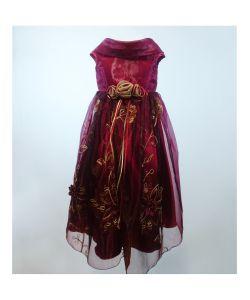 Leli Bambine | Нардное Платье Theresa