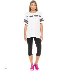 Puma | Футболка Active Swagger Fashion Tee