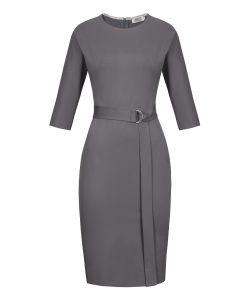 APRELLE | Платье С Цельнокроеным Рукавом
