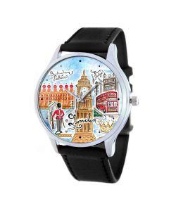 Tina Bolotina   Дизайнерские Часы London
