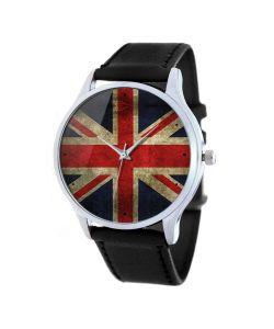 Tina Bolotina | Дизайнерские Часы Британский Флаг