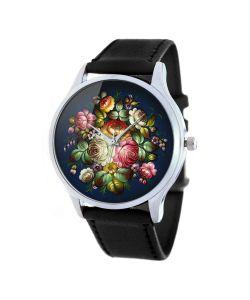 Tina Bolotina | Дизайнерские Часы Фольк Узор