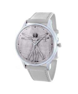 Tina Bolotina | Дизайнерские Часы Vitruvian Man