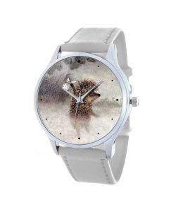 Tina Bolotina | Дизайнерские Часы Ёжик В Густом Тумане
