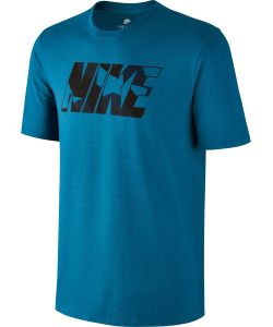 Nike   Футболка M Nsw Tee Prnt Pk Zinc Blk