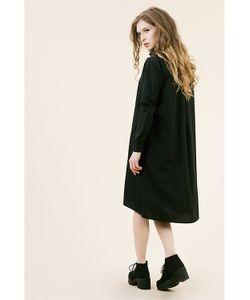 Monoroom | Платье-Рубашка Черное Kw3 One-Size 42-46