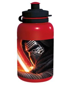 Stor | Бутылка Пластикова Спортивна 400 Мл. Звёздные Войны Эпизод 7