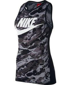 Nike   Майка Спортивная W Nsw Tank Rck Grdn