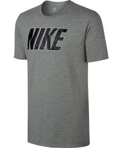 Nike | Футболка M Nsw Tee Prnt Pk Blk