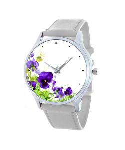 Tina Bolotina | Дизайнерские Часы Анютины Глазки