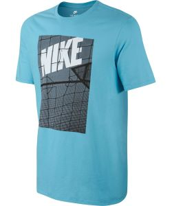 Nike | Футболка M Nsw Tee Net Photo Blk