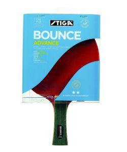 Stiga | Ракетка Дл Настольного Тенниса Bounce Advance 1688-01