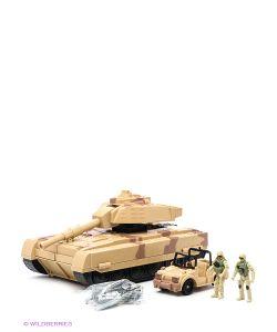 Пламенный мотор | Набор-Трансформер Танк Командный Пункт