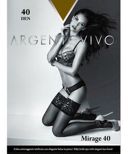 Argentovivo | Чулки Mirage 40