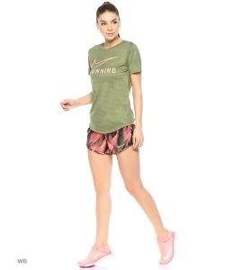 Nike | Шорты W Nk Dry Mod Tempo Short Pr