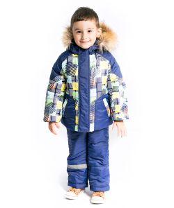 Аксарт | Комплект Юра Утеплённый Куртка Со Съемной Пуховой Подстежкой
