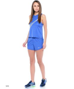 Nike | Шорты W Nk Dry Mod Tempo Short Emb