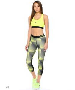 Nike   Капри W Np Cl Cpri Pyramid