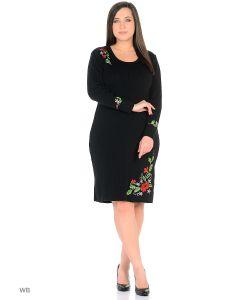 Dorothy's Нome | Платье С Вышивкой Модель Маки