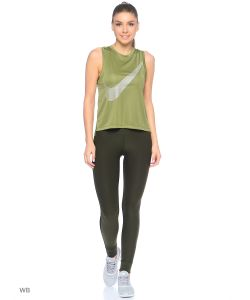 Nike | Леггинсы W Nk Pwr Lgnd Tght Vnr2 Tight