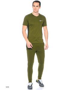 Nike | Футболка M Nk Dry Miler Top Ss