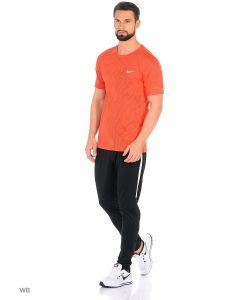 Nike | Футболка M Nk Dry Tee Dbl Run Aop