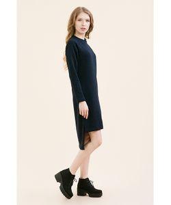 Monoroom | Платье-Свитшот Реглан Темно Kw3 S 40-42