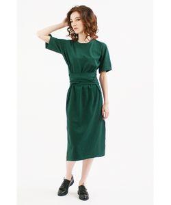 Monoroom | Платье-Футболка Изумруд Kw2 One-Size 42-46
