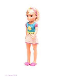 Famosa | Кукла Нэнси С Бабочкой На Обруче И Наклейками