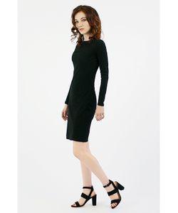Monoroom | Платье Приталенное Уголь Kw4 One-Size 42-46
