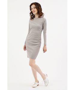 Monoroom | Платье Приталенное Жемчуг Kw4 One-Size 42-46