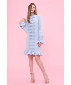 DEMURYA | Платье С Декоративными Вставками