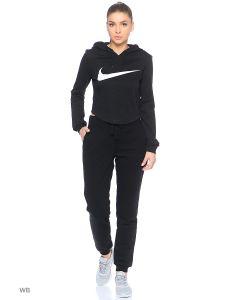 Nike | Худи W Nsw Hoodie Crop Swsh