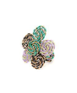 Indira | Кольцо Из Перу Escudero