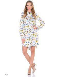 YULIA'SWAY   Рубашка-Платье