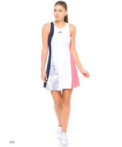 Adidas   Платье Жен. Dress Conavy/Flared