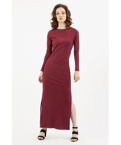 Monoroom | Платье С Разрезами Мерло Kw4 One-Size 42-46