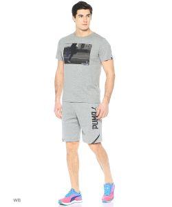 Puma   Шорты Style Tec Shorts Tr 10