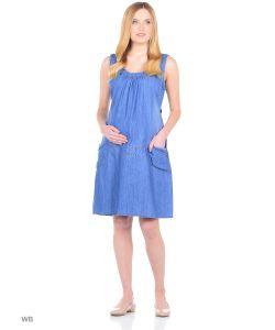 EUROMAMA | Платье Джинсовое