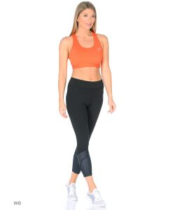 Adidas | Спортивный Бюстгальтер Жен. Tf Bra Solid Energy/Msilve