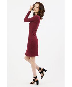 Monoroom | Платье Приталенное Мерло Kw4 One-Size 42-46