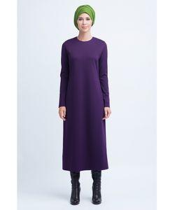 Bella Kareema | Платье Миди Базовое Трикотажное