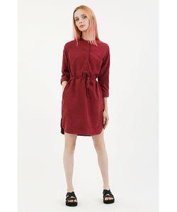 Monoroom   Платье One Color Bordo Kw5