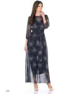 Imago | Платье С Поясом Нижняя Сорочка