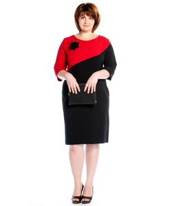 Liza Vantaggi   Платье В Деловом Стиле