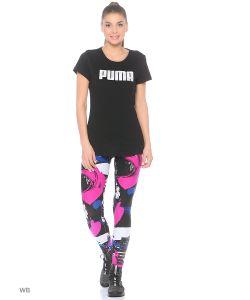 Puma | Футболка Elevated Tee W