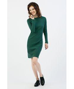 Monoroom | Платье Приталенное Хвоя Kw4 One-Size 42-46