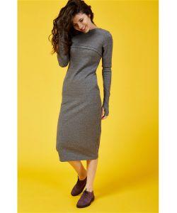 MilkyMama | Платье Для Кормления Pure Ma Антрацит Миди