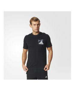 Adidas | Футболка Спортивная Муж. Ess Aop Tee